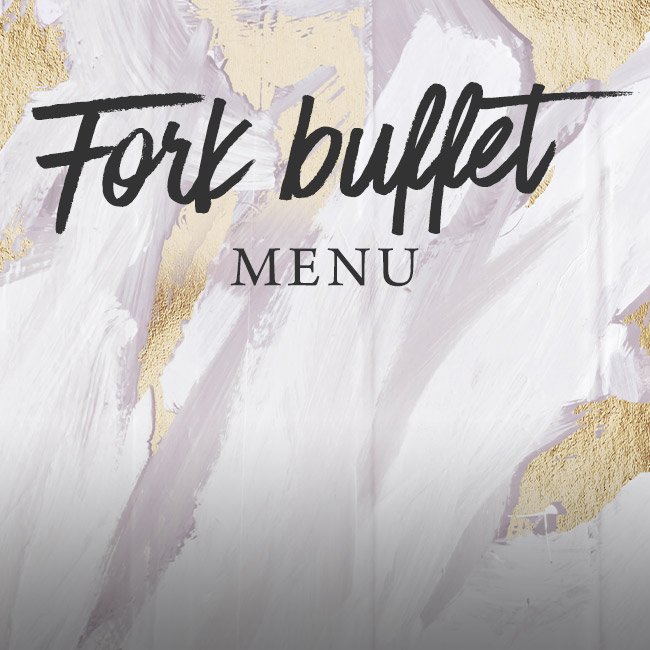 Fork buffet menu at The Sheep Heid Inn