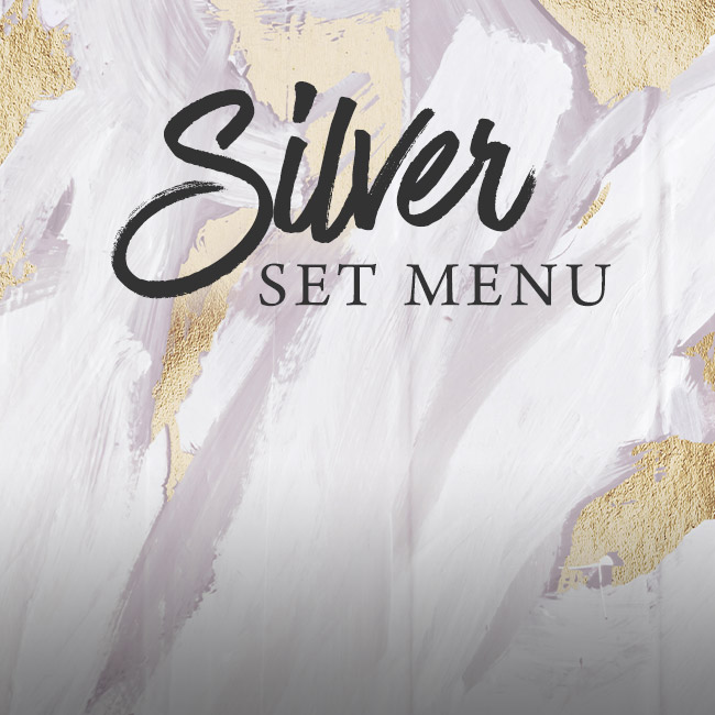 Silver set menu at The Sheep Heid Inn