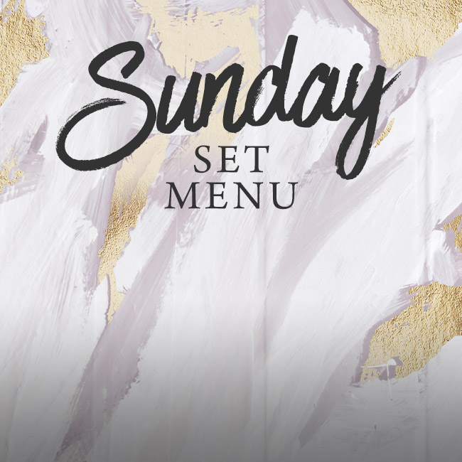 Sunday set menu at The Sheep Heid Inn