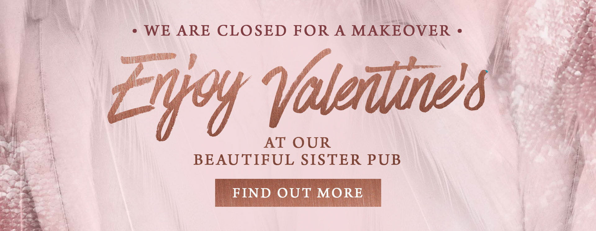Valentines at The Sheep Heid Inn